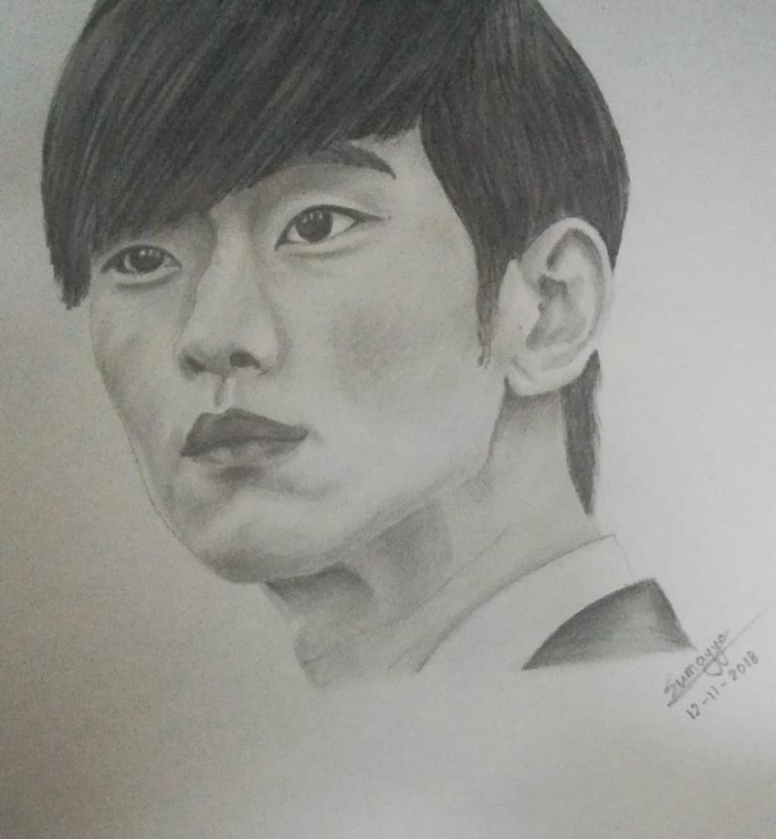 Kim Soo-hyun by Tonwi